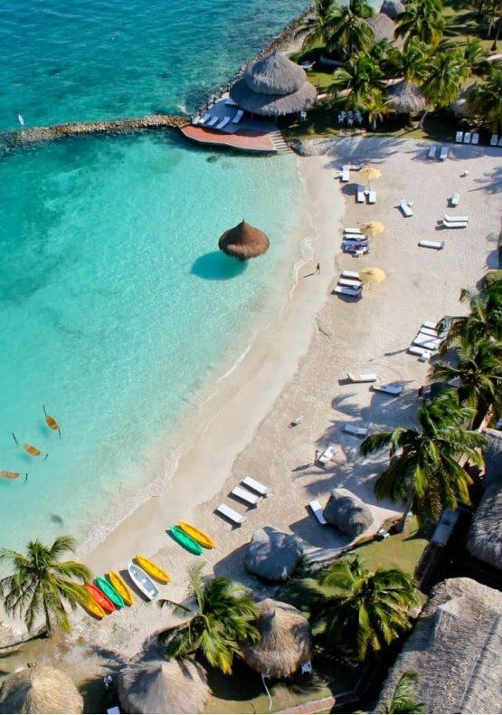 Planes a Isla Múcura Colombia