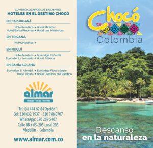 Brochure Almar Viajes y Turismo 2020