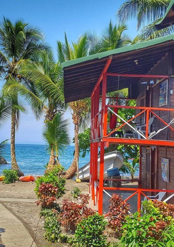 Nuqui Hotel Nautilos