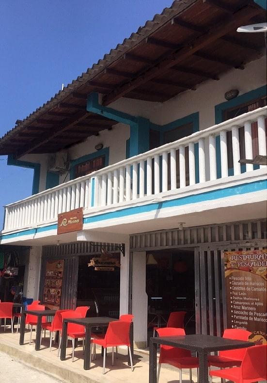Capurganá Hotel Miramar Puerto