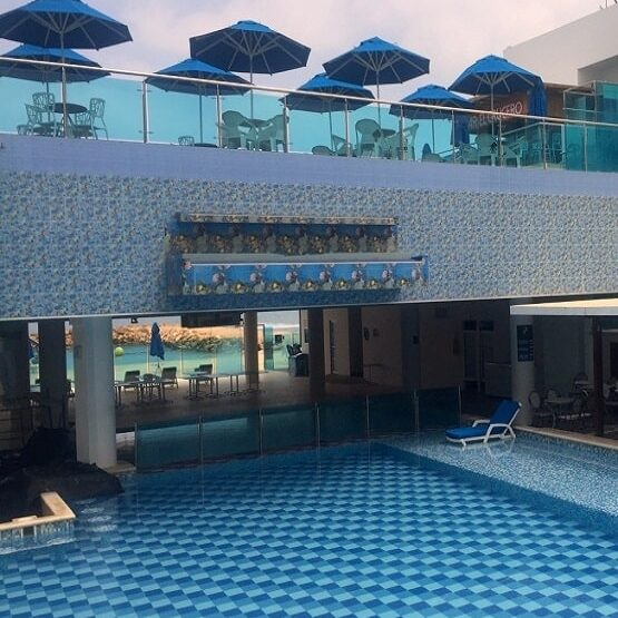 Hotel Poblado en Coveñas